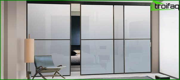 Sliding doors (glass) - 3