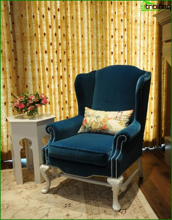 Soft set (classical armchair) - 1