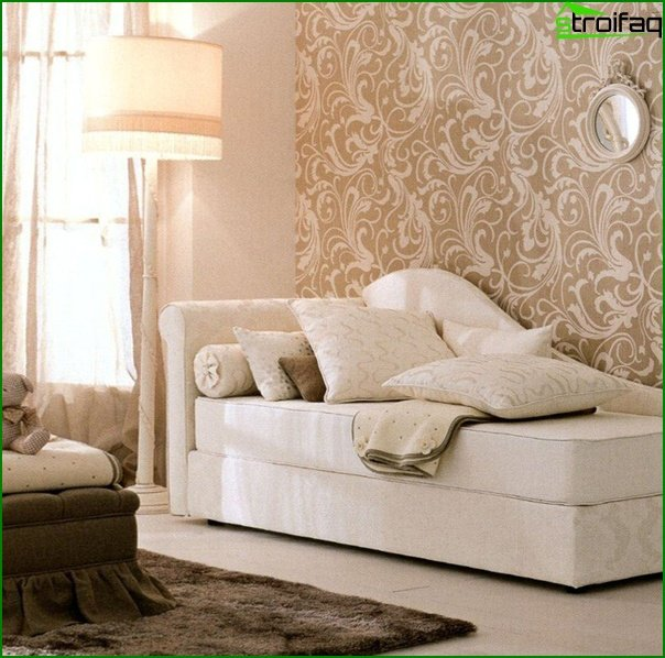 Upholstered furniture (ottoman) - 5