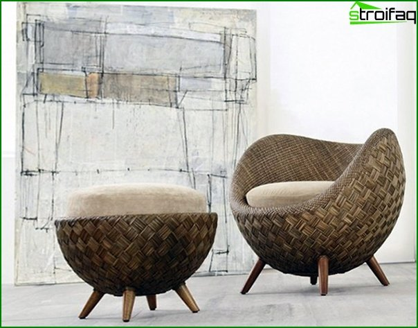Upholstered furniture (fashion trends) - 1