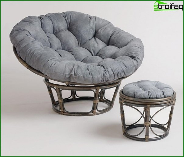 Upholstered furniture (fashion trends) - 2