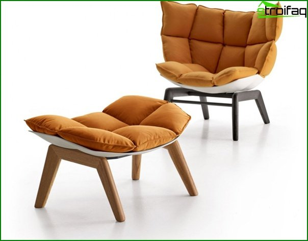 Upholstered furniture (fashion trends) - 3