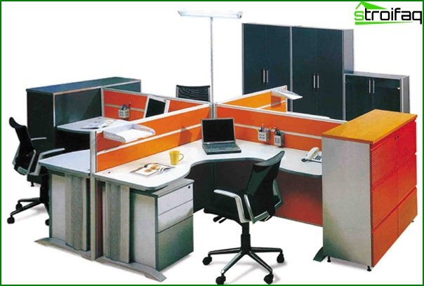 Office furniture - 3
