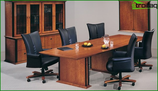 Office furniture (for negotiations) - 2