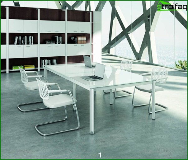 Office furniture (meeting table) - 4