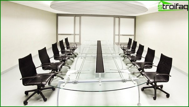 Office furniture (conference table) - 5