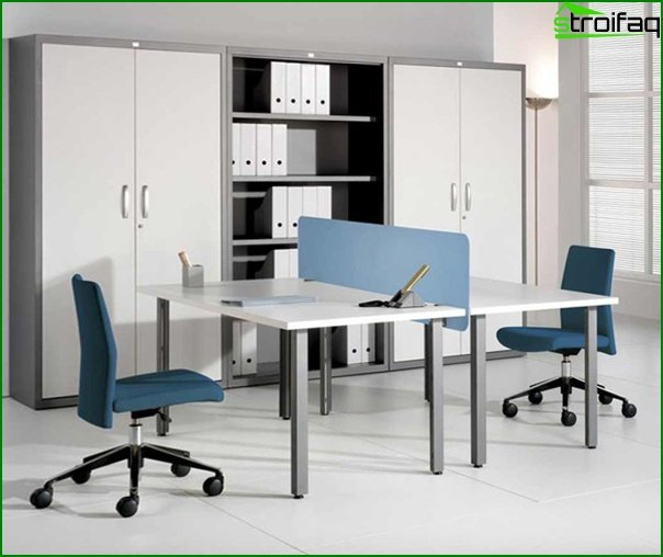 Office furniture (shelving) - 2