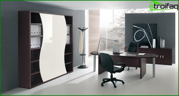 Office furniture (racks) - 3
