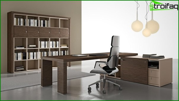 Office furniture (shelving) - 4