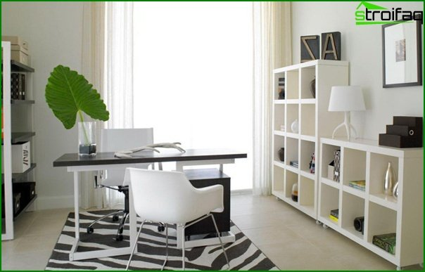 Office furniture (shelving) - 5