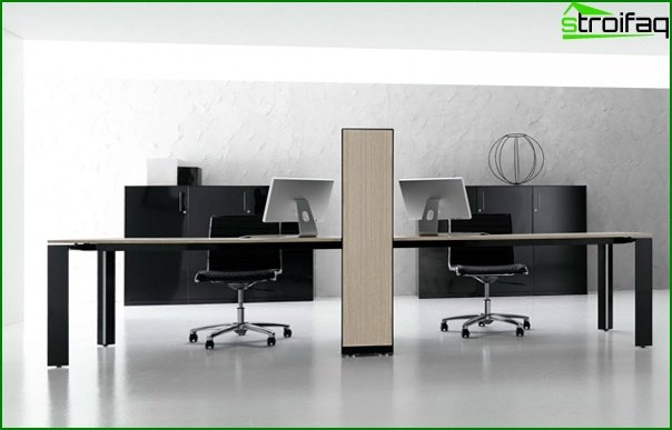 Office furniture (minimalism) - 3
