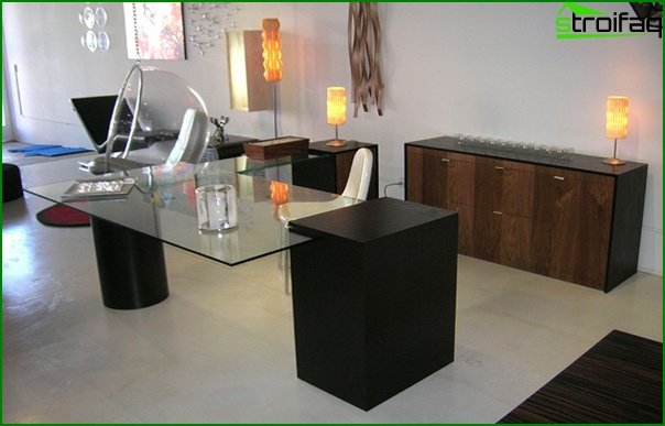 Office furniture (modern) - 3