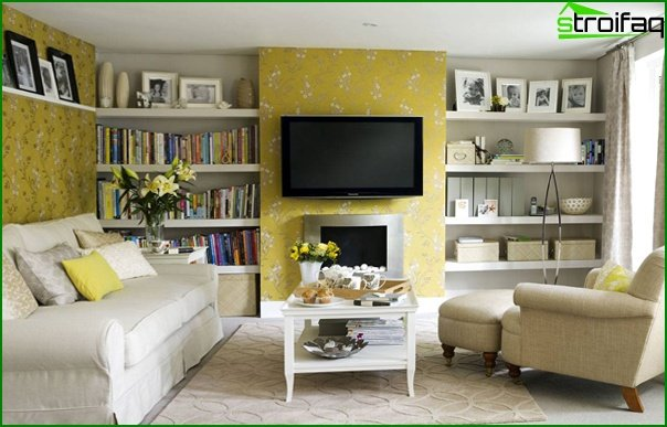 Living room furniture (modern style) - 5