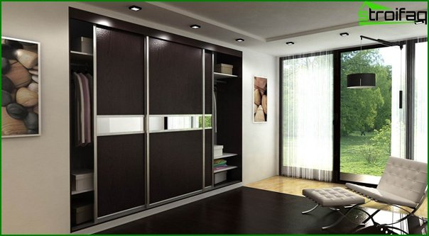 Suite for the living room (wardrobes) - 2