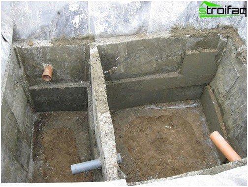 Autonome Kanalisationsoption