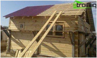 Construcción de techos