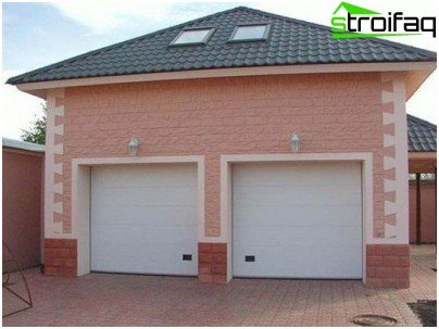 Enhver garasje skal være utstyrt med et ventilasjonssystem.