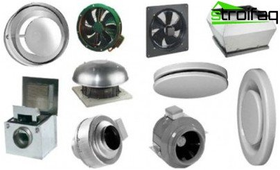Enheter for ettermontering av et naturlig ventilasjonssystem