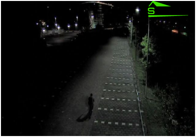 Het gebruik van bewegingssensoren voor straatverlichting