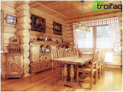 Изборът на мебели осигурява място за въображение
