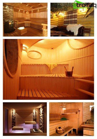 Baños de diseño en el interior: selección de fotos