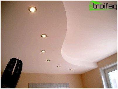 Gips lofts loft
