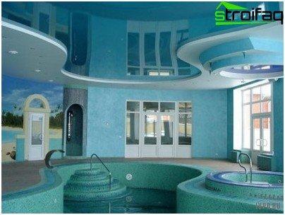 스트레치 천장