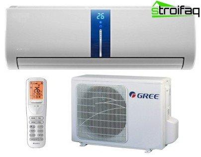 Multi-unit air conditioner