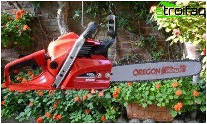 chainsaw for home