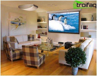 Изберете проектор, проектиран специално за домашното ви кино, а не за вашия офис