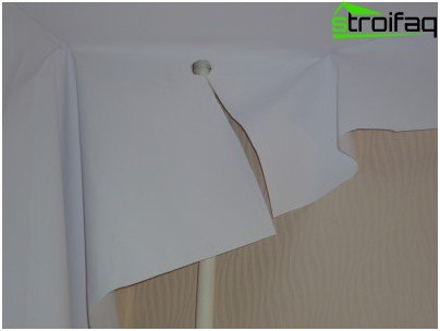 Ugradnja tkanina za rastezanje