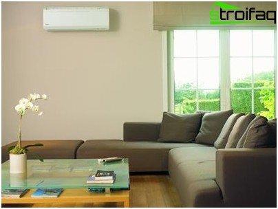 Wählen Sie eine Klimaanlage für Ihr Zuhause