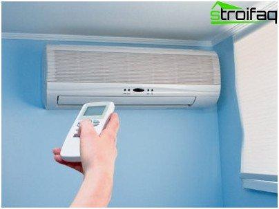 Wall Split System - die beste Klimaanlage für zu Hause