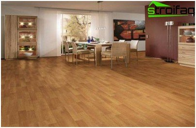 Before purchasing, you should ask about the maximum width of the laying of the floorboard.
