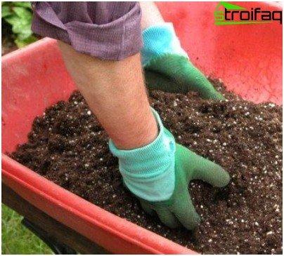 Landvorbereitung