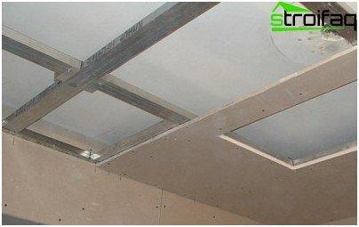 Gipsplaten plafond