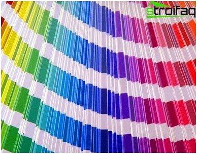 Kleur naar keuze