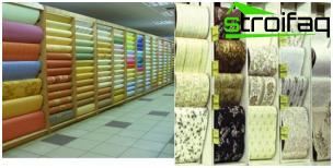 Types of Vinyl Wallpaper