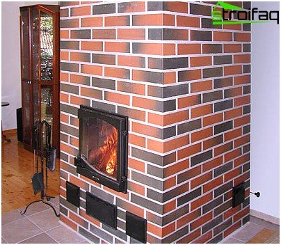 how to tile a stove