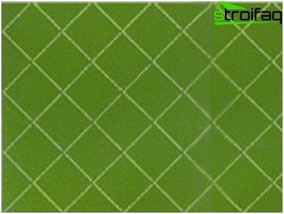 Diagonal masonry
