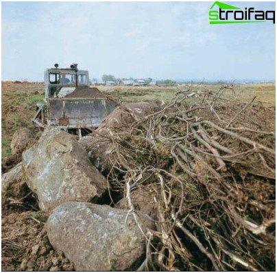 čišćenje tla