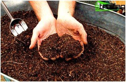 promijeniti strukturu tla