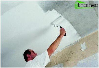 Slikanje na stropu