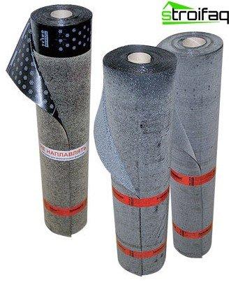Vandtætning til garage - membraner