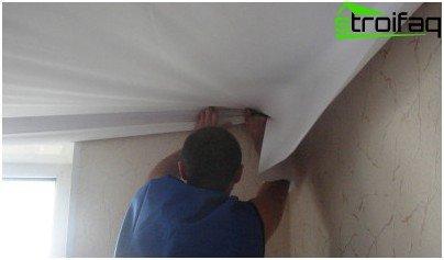 Sami rastezite stropove