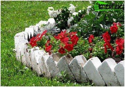 hvordan man laver en blomsterbed