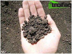 La profundidad de la base depende del tipo de suelo.