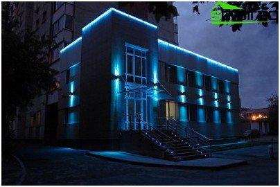 إضاءة المنزل