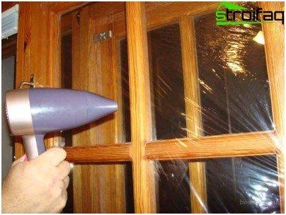 isolamento delle finestre