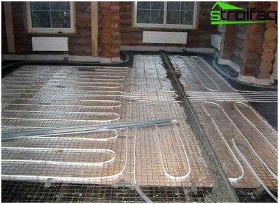 Система за подово отопление
